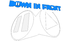 Down In Front Logo